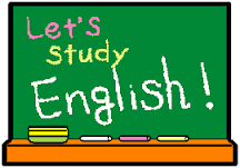 Let\'s study English