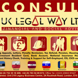 UK legal Way
