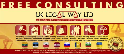 UK legal Way